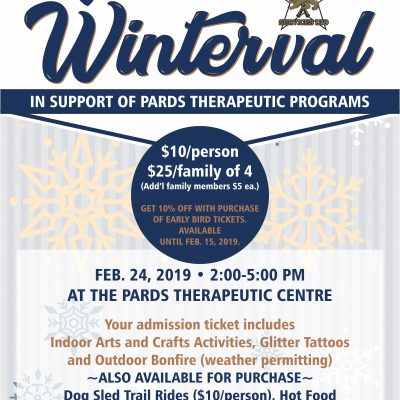 PARDS Winterval