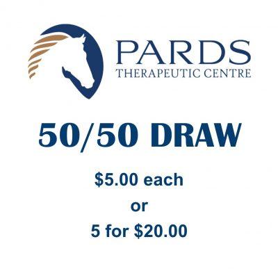 PARDS 50/50 Draw